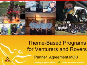 Theme Based Programs Partner Agreement-MOU